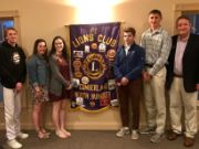 Cumberland Lions in the community